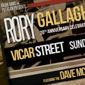 Rory Gallagher Tribute (CANCELLED)