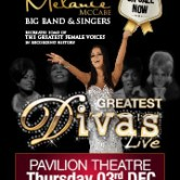 Greatest Diva's Live with Melanie McCabe – Dun Laoghaire