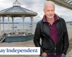 Meet the man who left school at 13 and became friends with rock 'n' roll royalty (Sunday Independent)