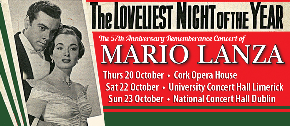 A Celebration of Mario Lanza