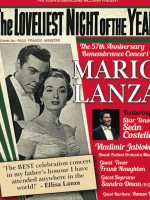 Mario Lanza | The Loveliest Night of The Year | Cork