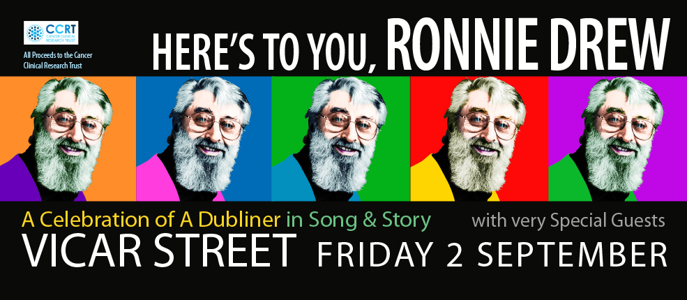Here's To You, RONNIE DREW