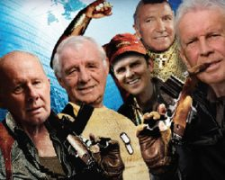 An Evening With The Premiership A-Team