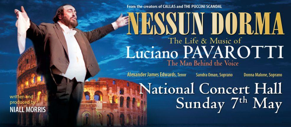 NESSUN DORMA – Pavarotti Show