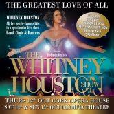 The Whitney Houston Show – CORK OPERA HOUSE