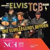 The Original ELVIS TCB BAND