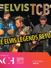 The Original ELVIS TCB BAND