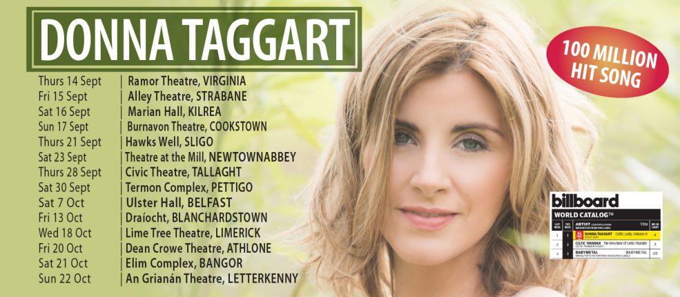 DONNA TAGGART Irish dates