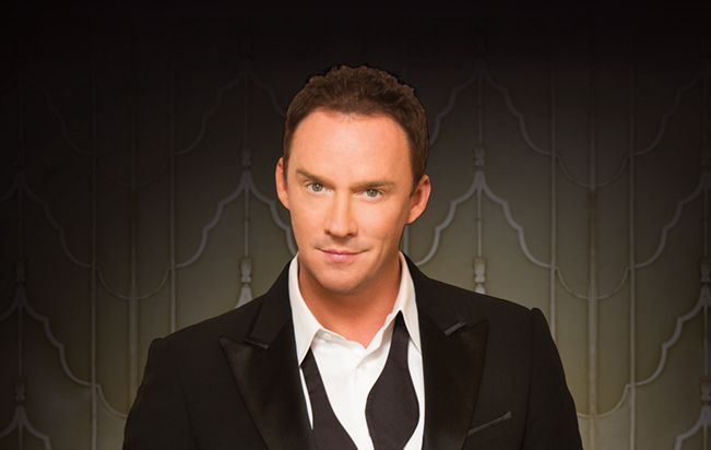Russell Watson Concert Re-scheduled