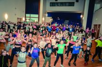 Olympia Panto Rehearsals 2017 – Polly & the Beanstalk