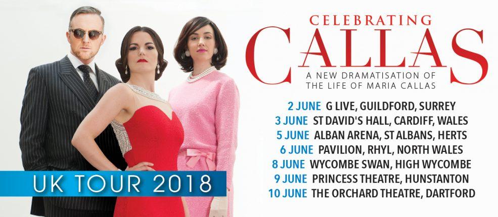 Celebrating CALLAS | UK TOUR