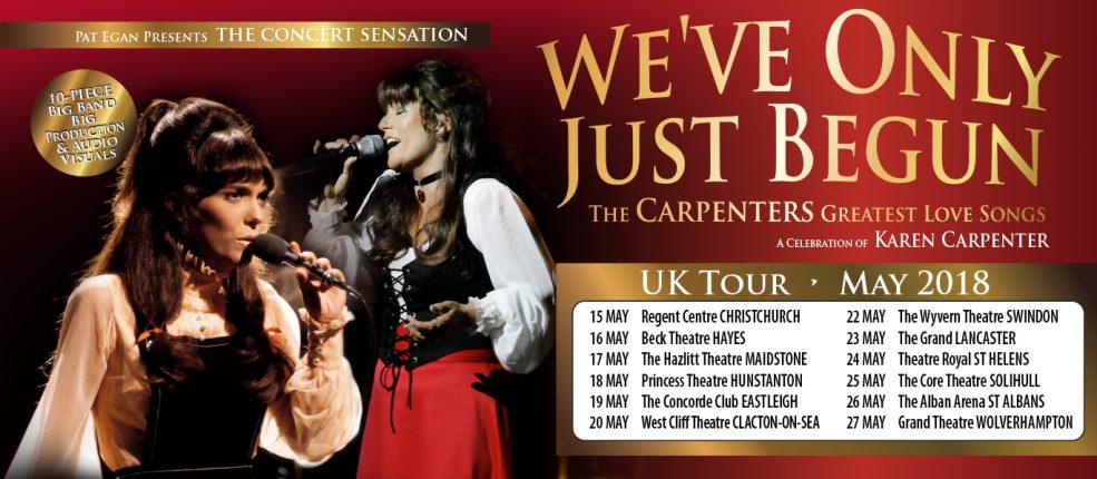Carpenters UK TOUR