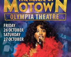 The Magic of Motown is back!