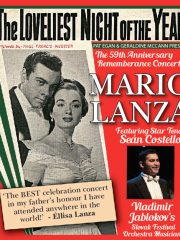 Mario Lanza – The Loveliest Night of the Year | NCH