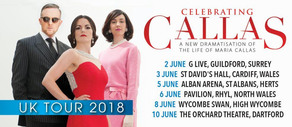 Celebrating CALLAS   UK TOUR