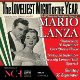 Mario Lanza – The Loveliest Night of the Year | CORK