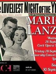 Mario Lanza – The Loveliest Night of the Year   CORK