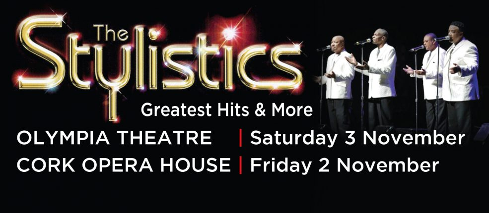 Stylistics | Olympia Theatre