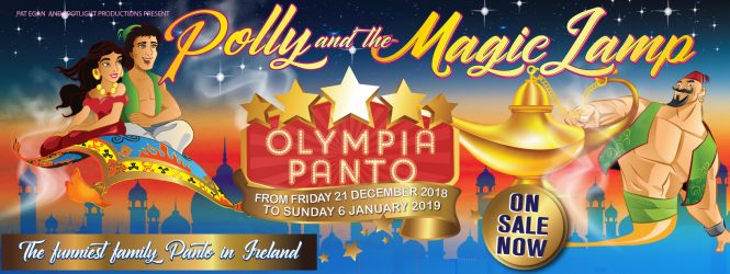 Olympia Christmas Panto Just Announced!