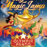 OLYMPIA PANTO | POLLY AND THE MAGIC LAMP