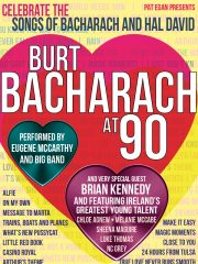 A Celebration of the Music of Burt Bacharach at 90