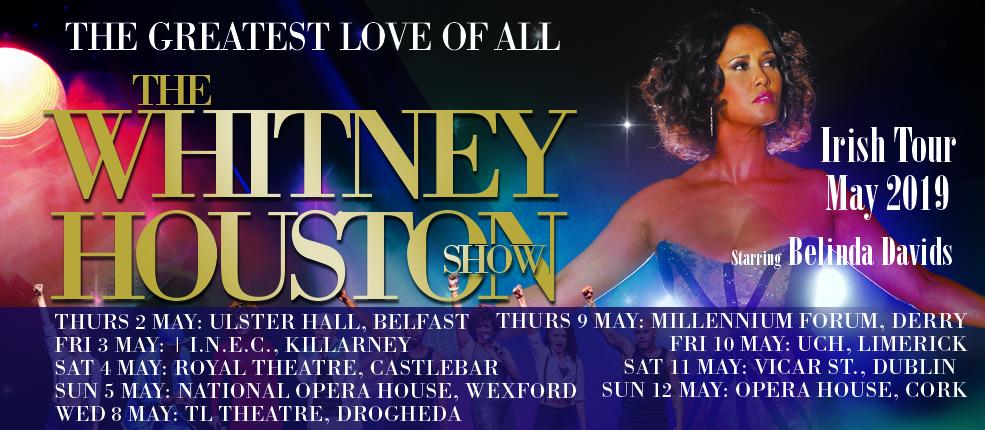 Whitney Houston 2019