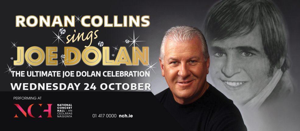 RONAN COLLINS sings Joe Dolan