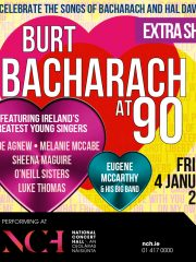 A Celebration of the Music of Burt Bacharach at 90 EXTRA SHOW