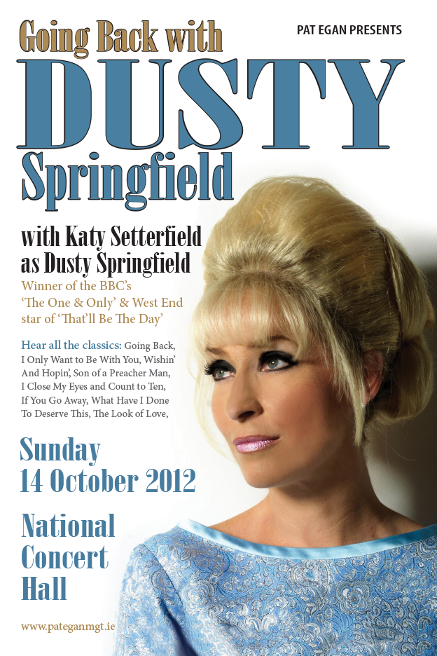 GOING BACK with DUSTY SPRINGFIELD 2012