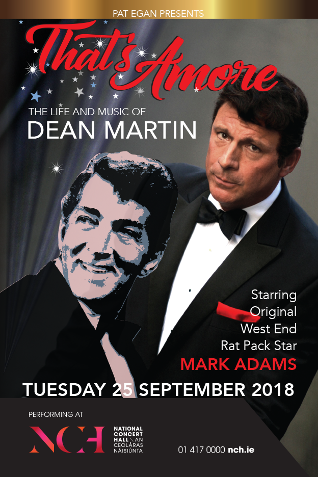 THAT'S AMORE with MARK ADAMS, NCH, September 2018