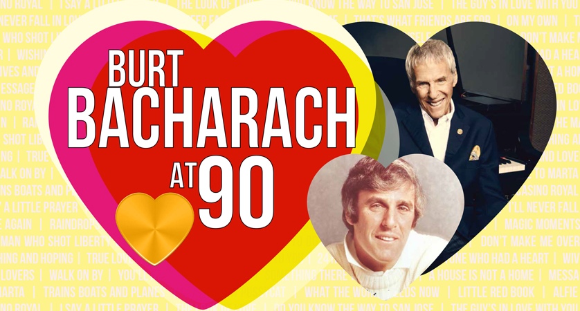 Extra Show Announced for Burt Bacharach at 90 at the National Concert Hall