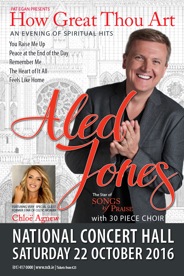 ALED JONES NCH OCTOBER 2016