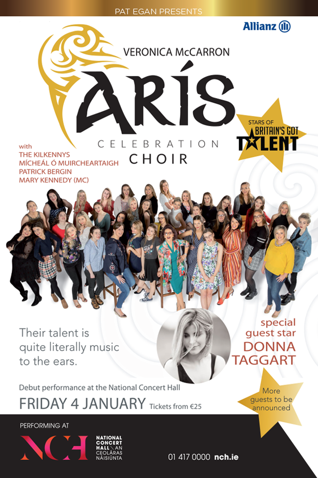 ARIS CELEBRATION CHOIR NCH January 2019